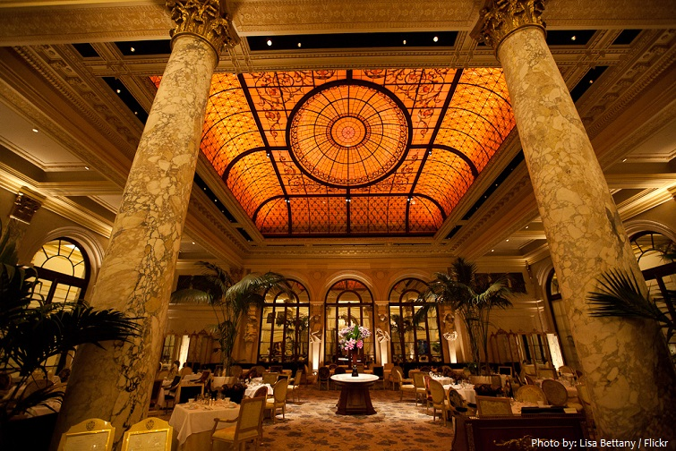 the plaza hotel inside