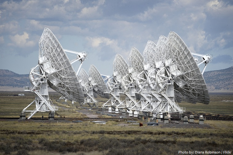 karl g jansky very large array