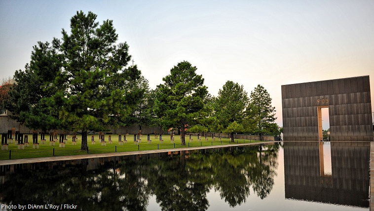 Oklahom City National Memorial