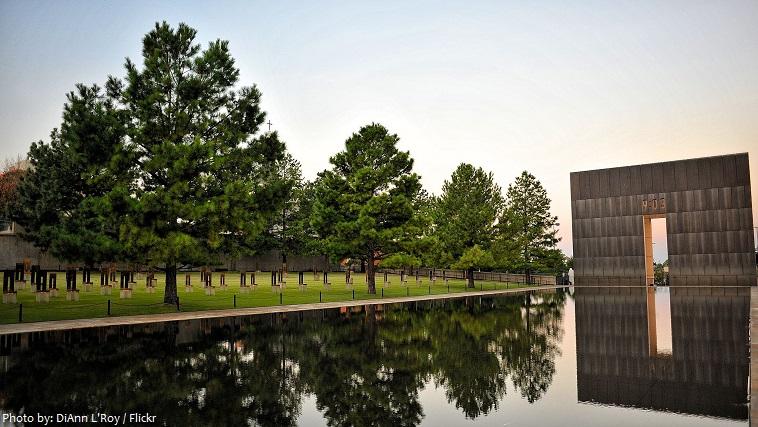 Oklahom City National Memorial