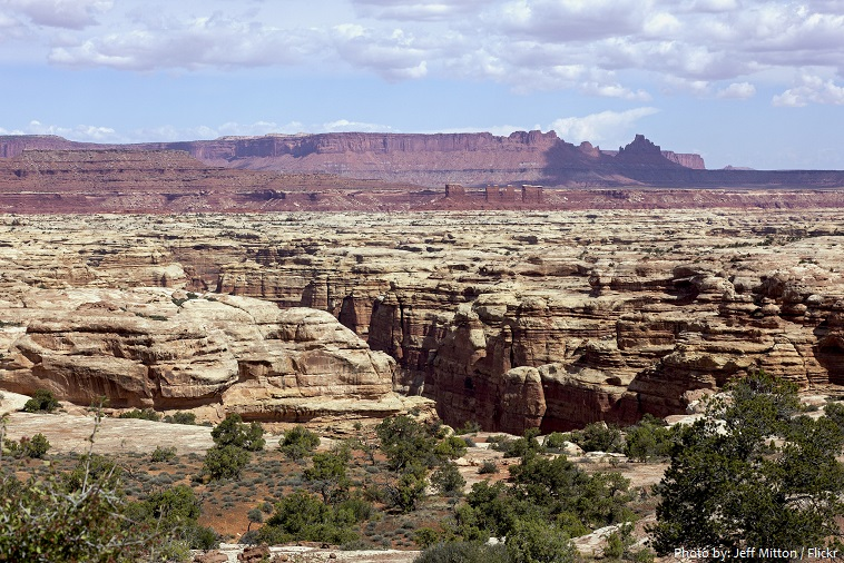 canyonlands national park maze