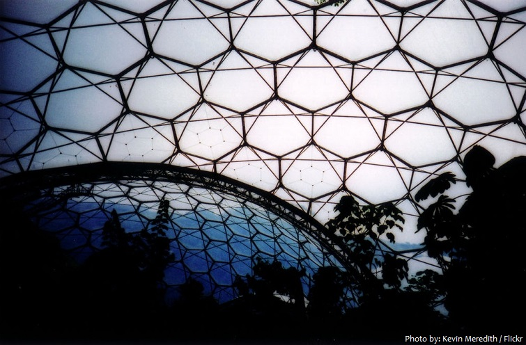 eden project biom