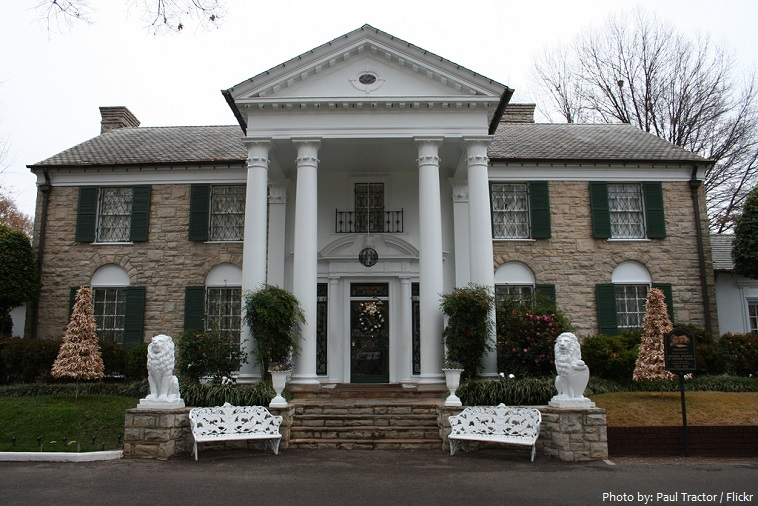 graceland and the elvis presley memphis complex