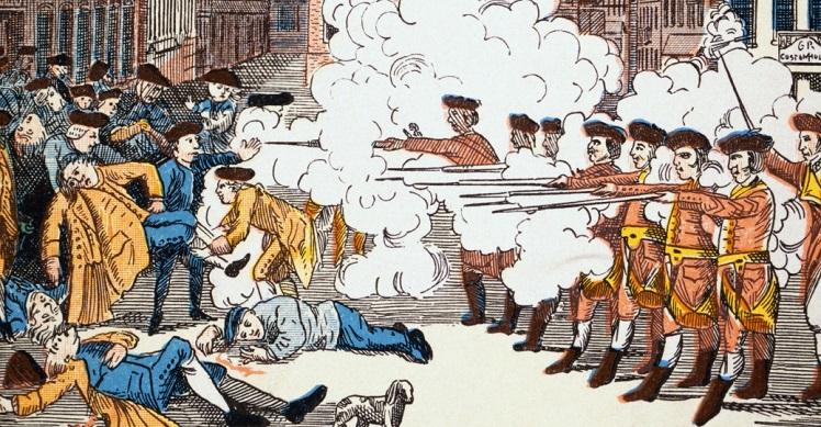 boston history