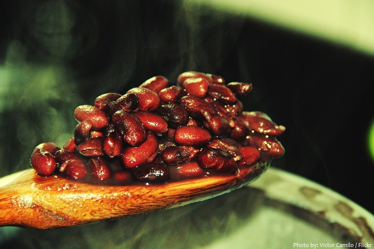 common beans cooked