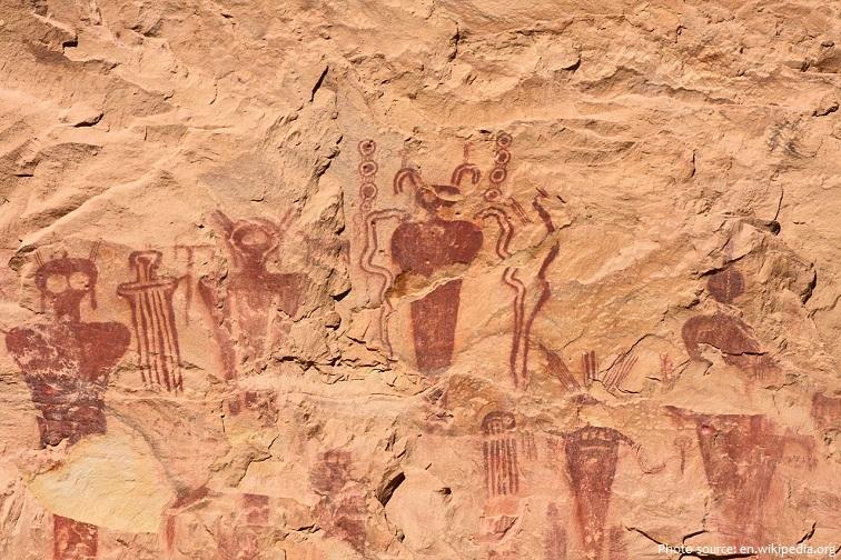 mesa verde national park prehistoric art