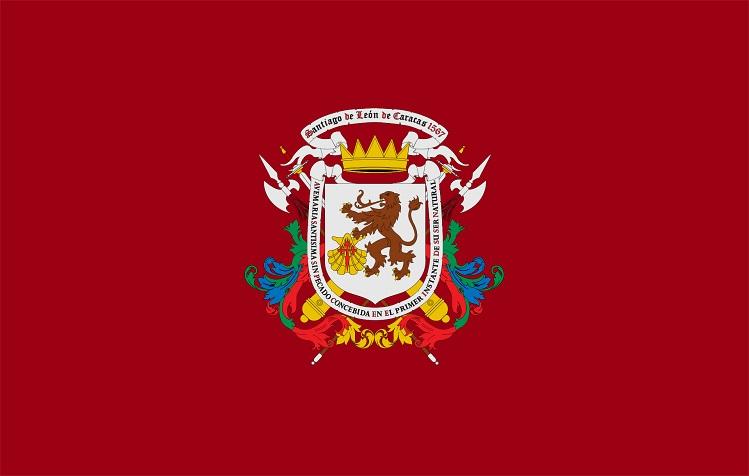 flag of caracas