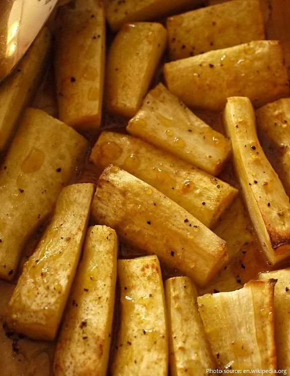 parsnips food