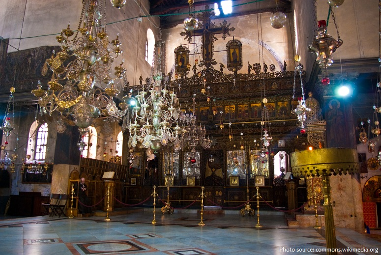 Church of the Nativity iconostasis