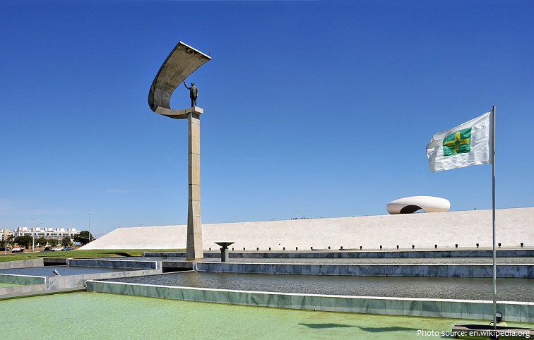jk memorial brasília