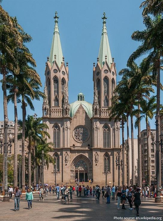 São Paulo See Metropolitan Cathedral