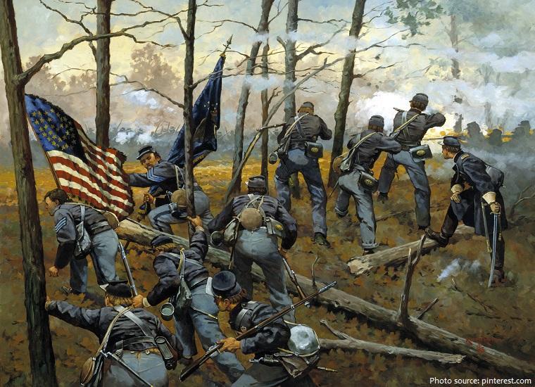 charlotte american civil war