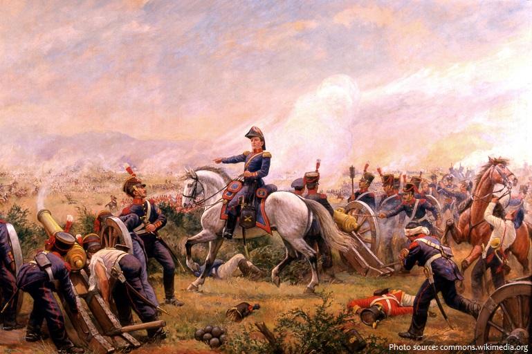 battle of maipú