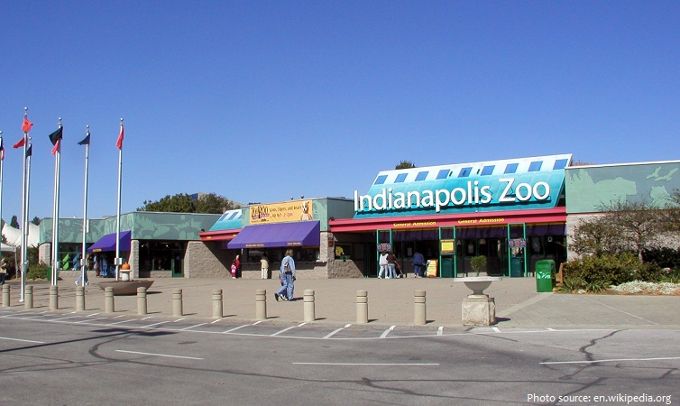 the indianapolis zoo
