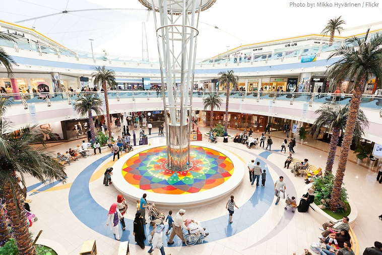 marina mall