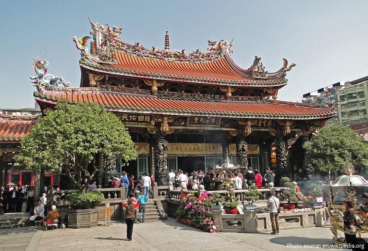 bangka lungshan temple
