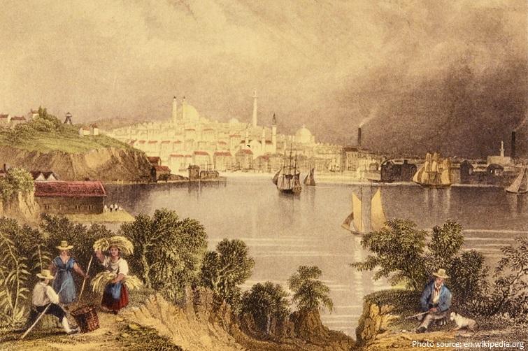 baltimore history