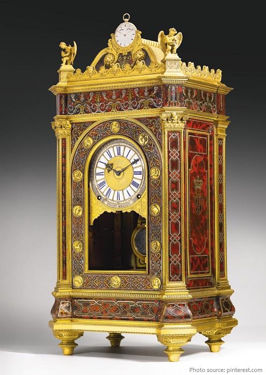 duc d'orleans breguet symapthique clock