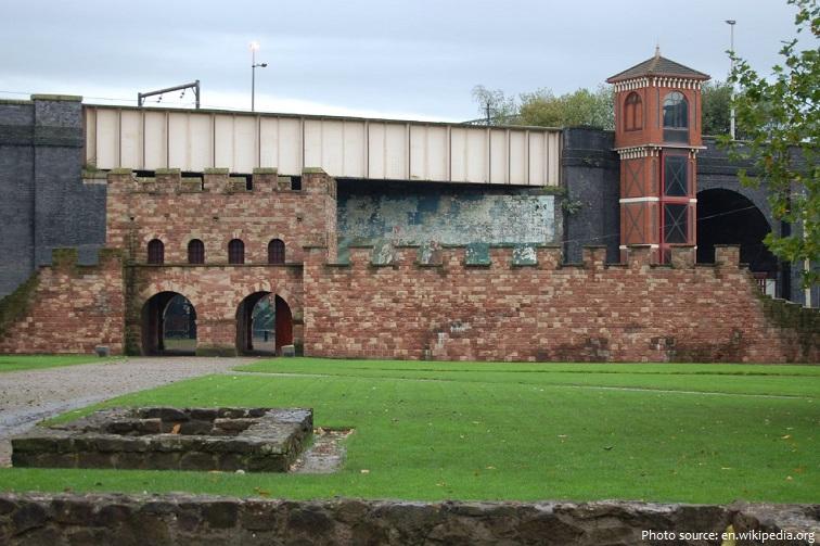 mamucium fort