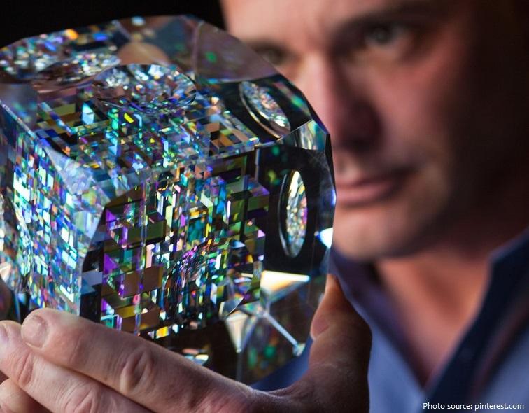 spectrum cube