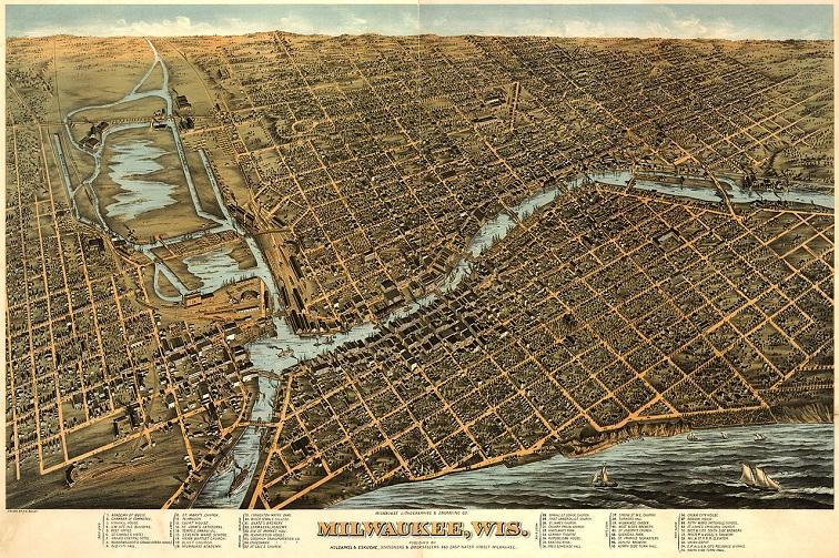 Milwaukee history