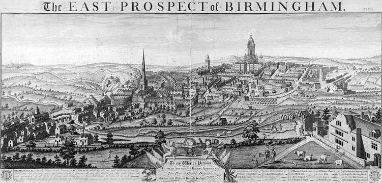birmingham history