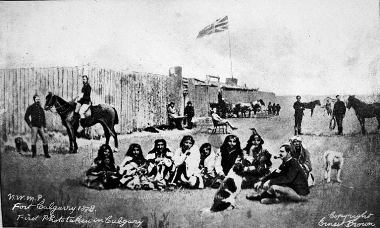 calgary history