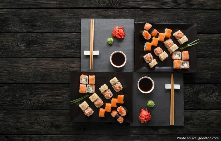 sauces japan