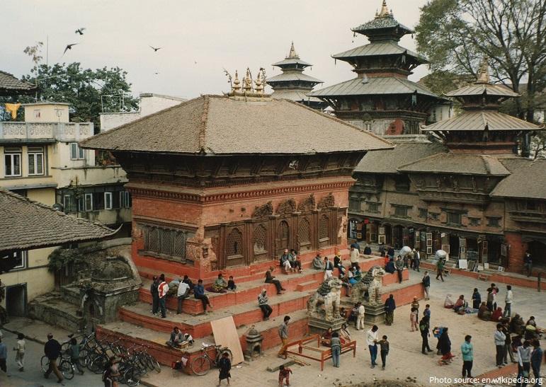 kasthamandap durbar square