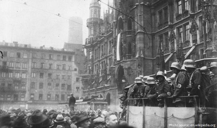 munich history nazi