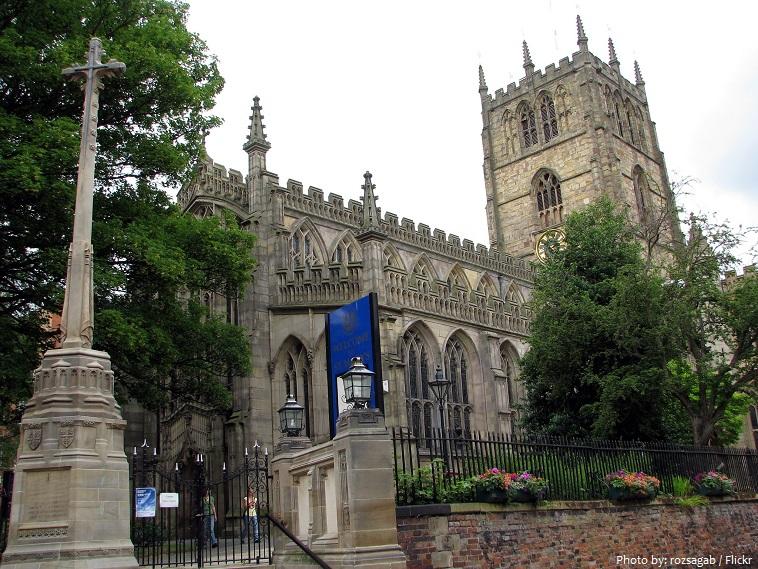 Church of St Mary the Virgi