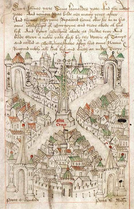 bristol history map