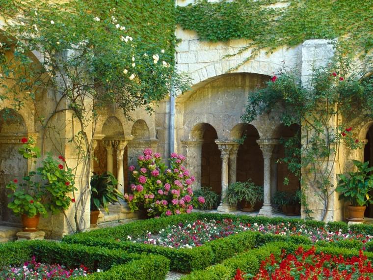 byzantine garden