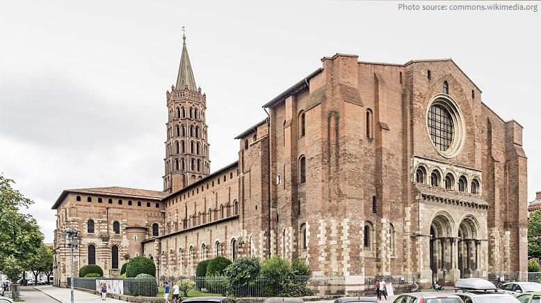 Basilica of Saint Sernin