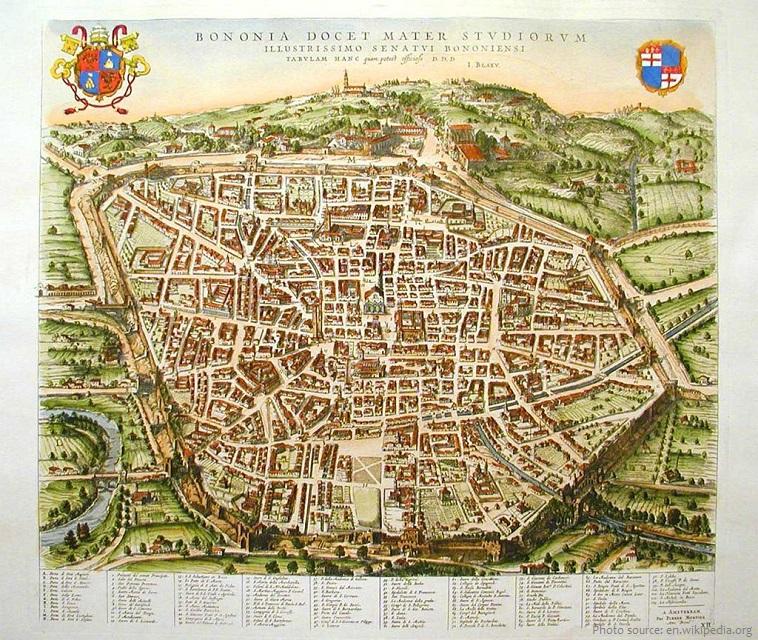 bologna history