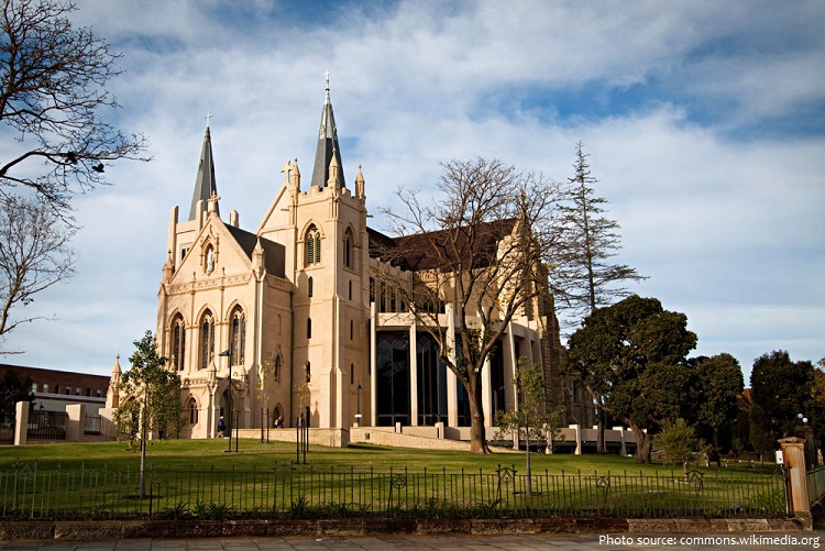 St Mary's Cathedral Perth