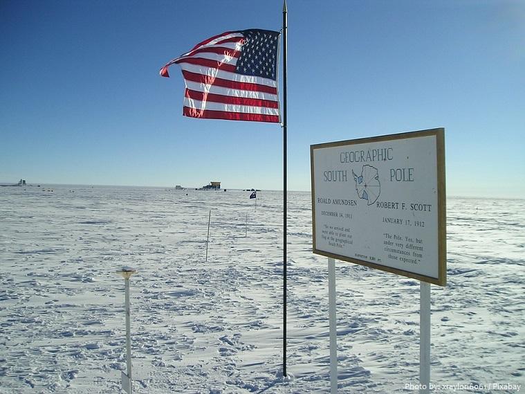 antarctic plateau