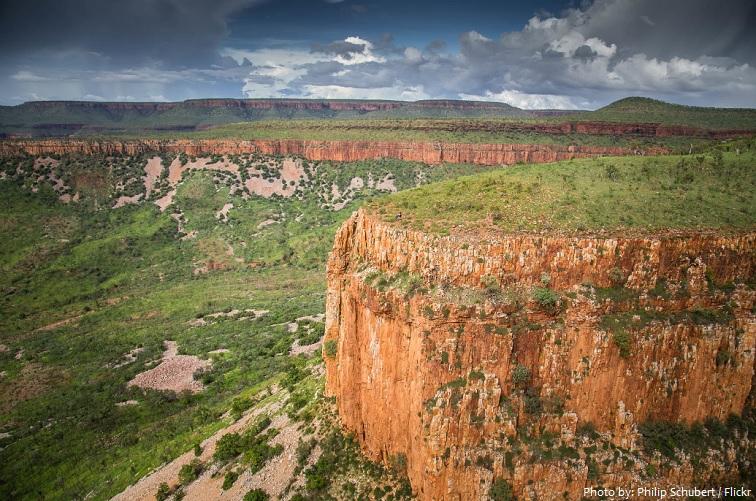 western plateau
