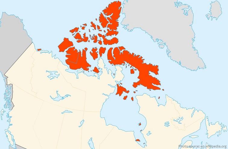 arctic archipelago