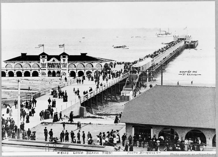 long beach history