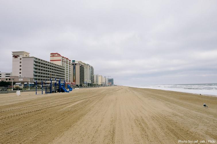 vrginia beach beach