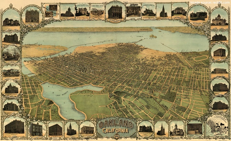 oakland history