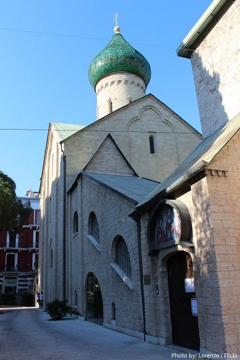 Russian Orthodox Church of Saint Nicholas