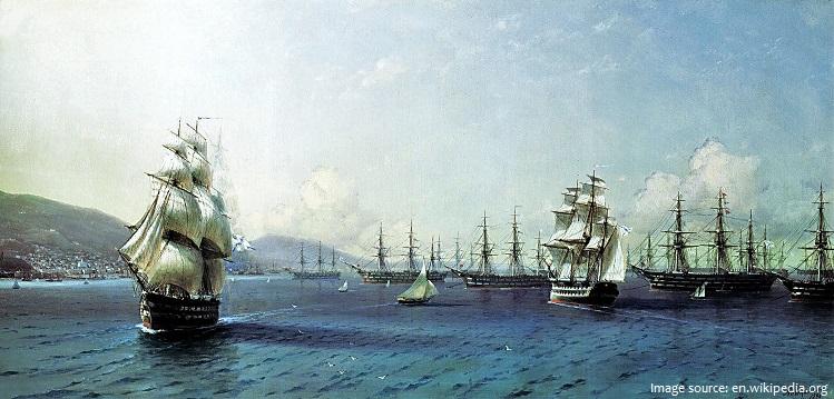 black sea history ships