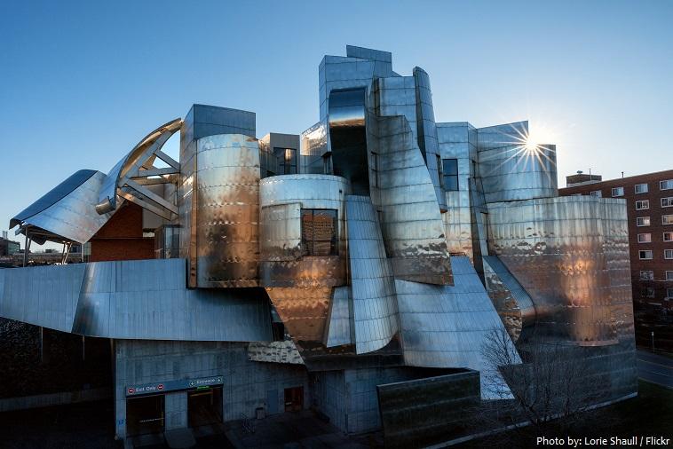 frederick r weisman art museum