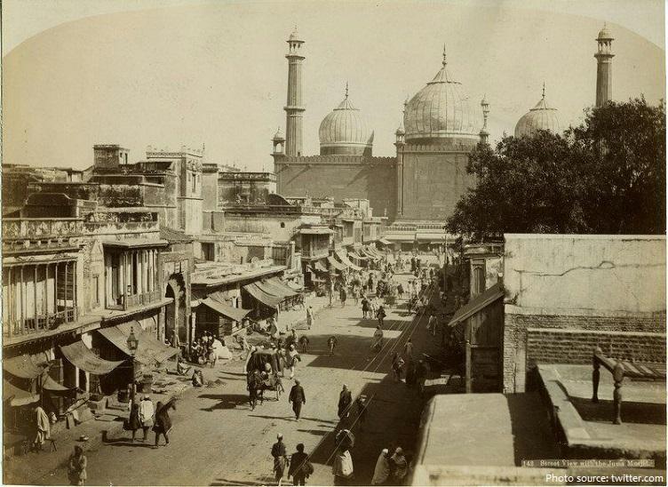 new delhi history