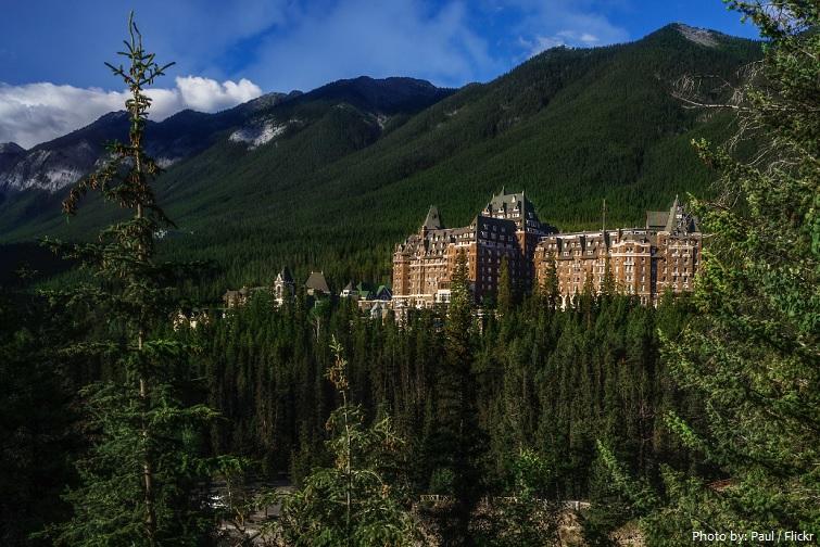 canadian rockies hotel