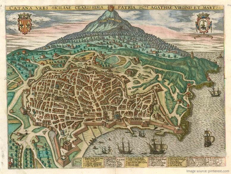 catania history