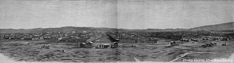 ulaanbaatar history