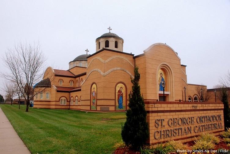 St. Mary Orthodox Church